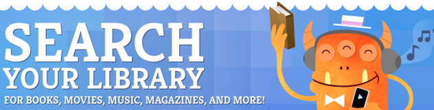 search your library-kid's catalog